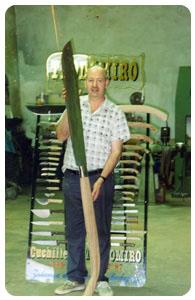 fabrica cuchillos artesanales