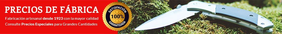 Fabricante de navajas y cuchillos artesanales